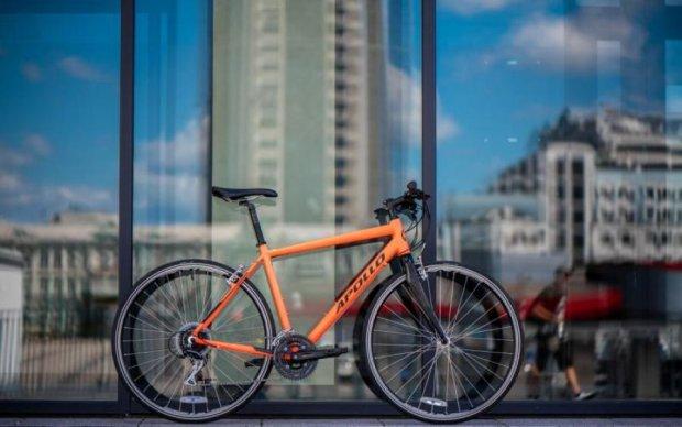 У Кличко придумали велодорожки без велодорожек