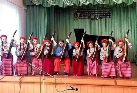 Маленькі таланти з Хмельницького підкорили Болгарію бандурами