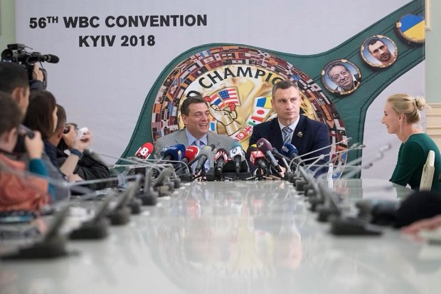 Конгрес WBC вперше пройшов в Україні