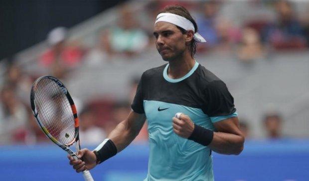 Теннисист Надаль снялся с соревнований из-за головокружения