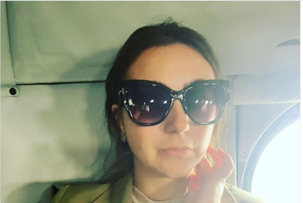 Юлія Мендель, фото Instagram