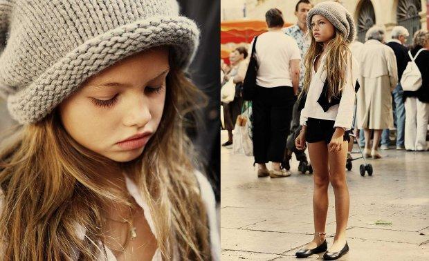 12 років потому: як змінилася найкрасивіша дівчинка у світі