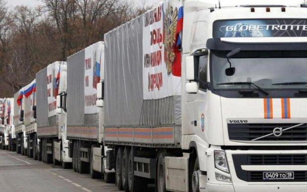 """Росія відправила на Донбас """"подаруночок"""" до свята"""
