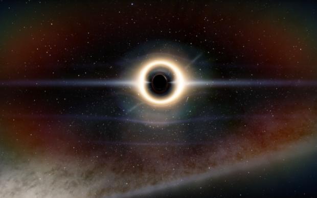 Чорні діри можуть стирати минуле... і колишніх теж