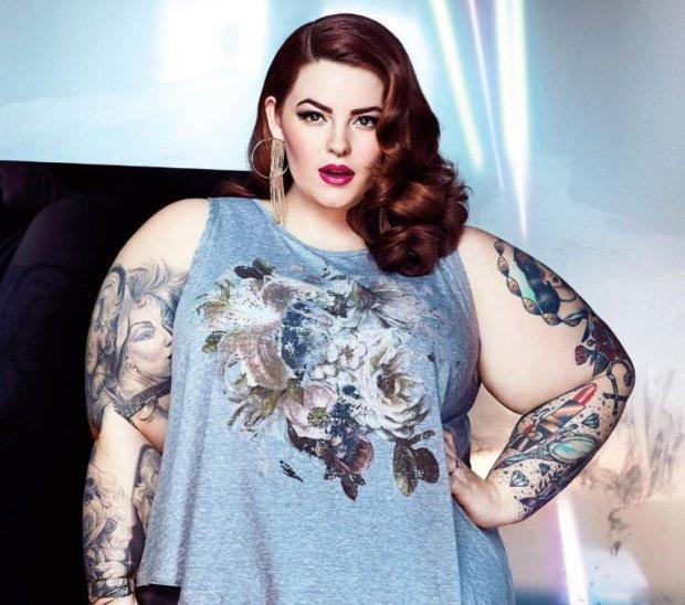 100 кілограм пайеткам не перешкода: модель плюс-сайз епатувала публіку обтягуючим одягом