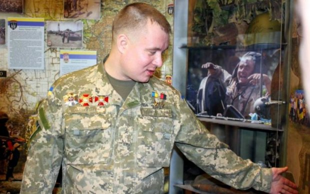 Россиянин получил золотую звезду Героя Украины