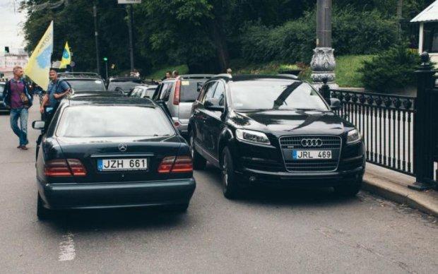 Новые суммы: депутаты передумали относительно закона о евробляхах
