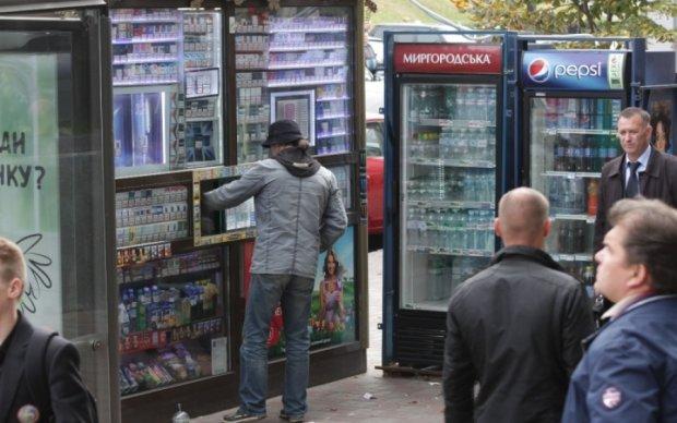 Лайфхак для курців: де в Києві купити будь-які цигарки