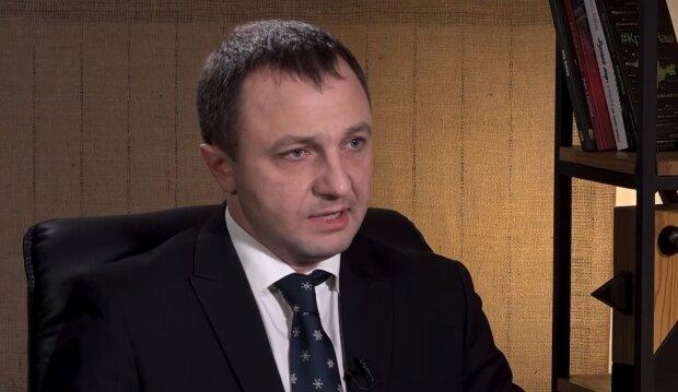 Тарас Кремінь, скріншот відео