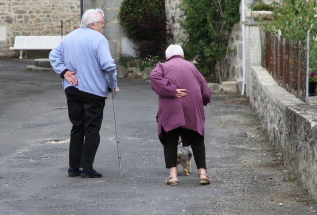 українські пенсіонери, фото Pxhere