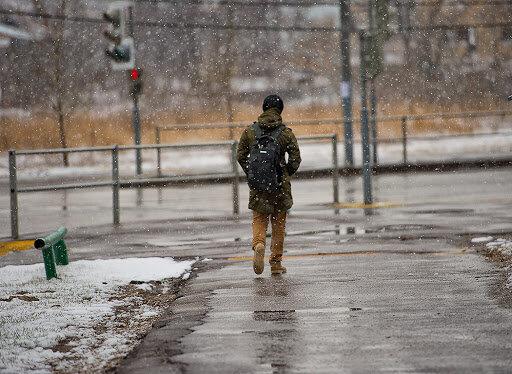 Солнце влюбилось в Киев 11 февраля, но без снега не обойдется