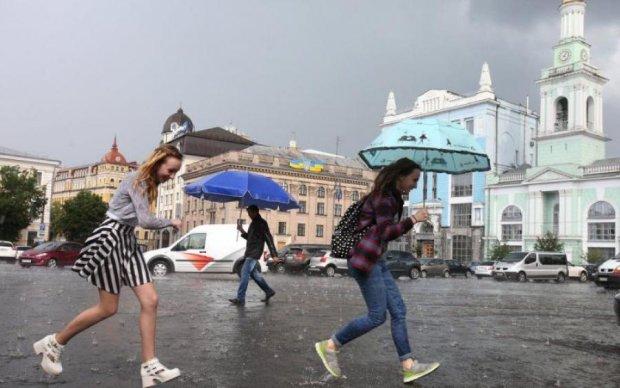Погода на 18 квітня: весняне сонце відвернулося від українців