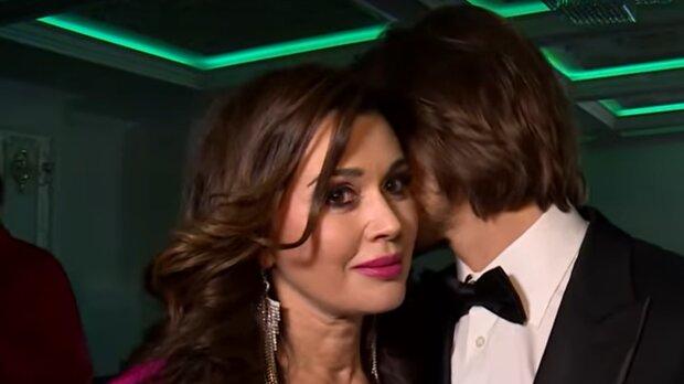 Анастасія Заворотнюк, скріншот з відео