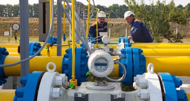Російський газ в Україні, Укртрансгаз