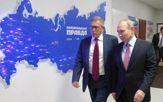 Очень прямая линия: Путин снова стал посмешищем в сети