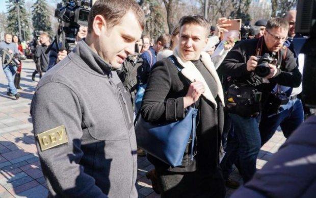 Арест Савченко: адвокат рассказал, что творится в СБУ