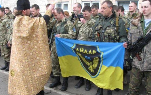 """В СБУ убедились, что """"Айдар"""" не террористы"""
