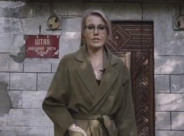 """Собчак и ее команде намяли бока в православном монастыре - """"Вы уже совсем ох***ли"""""""