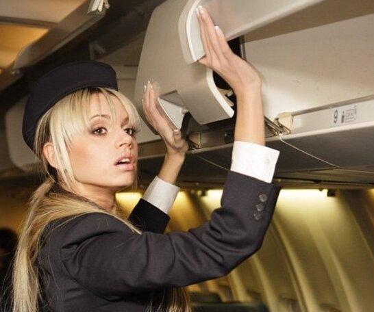 стюардесса, иллюстративное фото из свободных источников