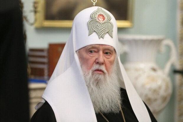 Патріарх Філарет, фото з вільних джерел
