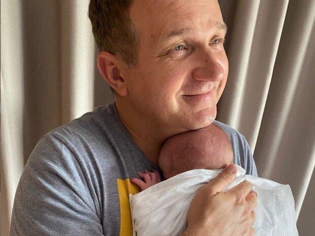 """Муж Кати Осадчей Юрий  Горбунов показал знакомство новорожденного сына с братом: """"Какой момент"""""""
