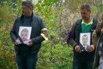 На Хмельнитчине похоронили отца и сына