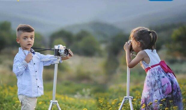 Дети, фото Минюст