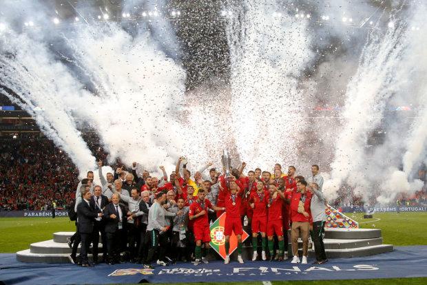 Португалия выиграла Лигу наций, Getty Images