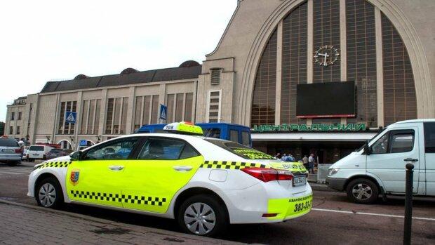 Таксі у Києві, фото: Інформатор