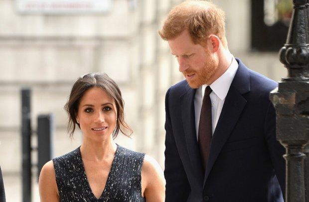 Приборкання норовливої: принц Гаррі вперше приструнив Меган Маркл на людях