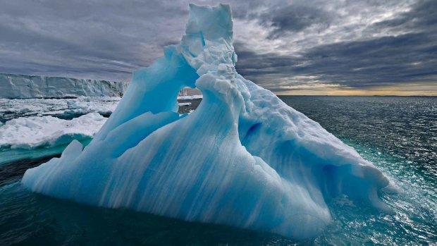 Руїни минулого: Google Earth відшукала в Антарктиді таємничі споруди