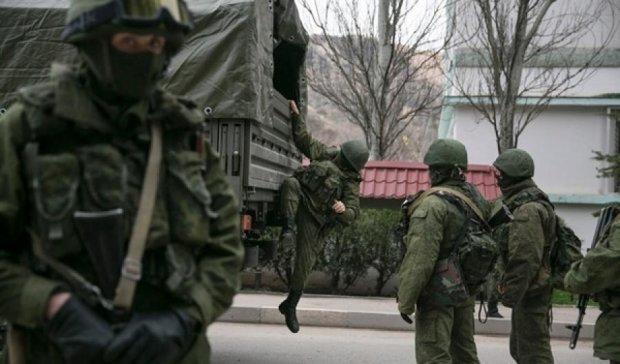 """Кримських окупантів вразив """"важкий недуг"""""""