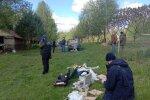 місце розстрілу в Житомирській області, фото:Нацполіція