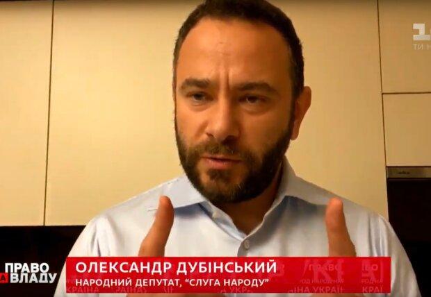 """Олександр Дубинський в програмі """"Право на владу"""""""