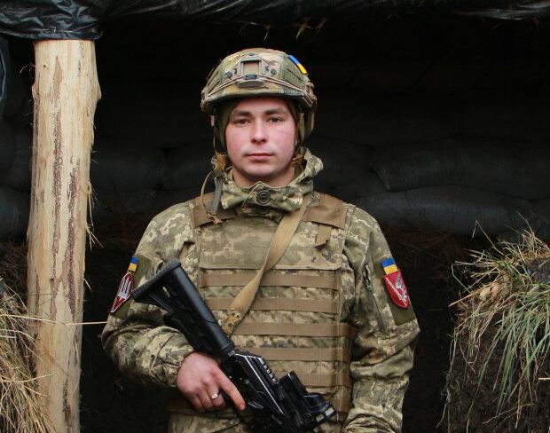 Военнослужащий Иван, фото: facebook.com/pressjfo.news