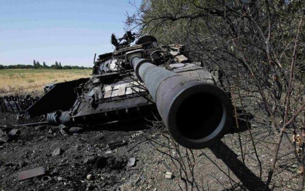 Боевики применили артиллерию, ранены украинские воины
