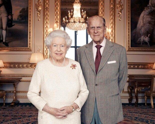 Королова Єлизавета ІІ та принц Філіп, фото з вільних джерел