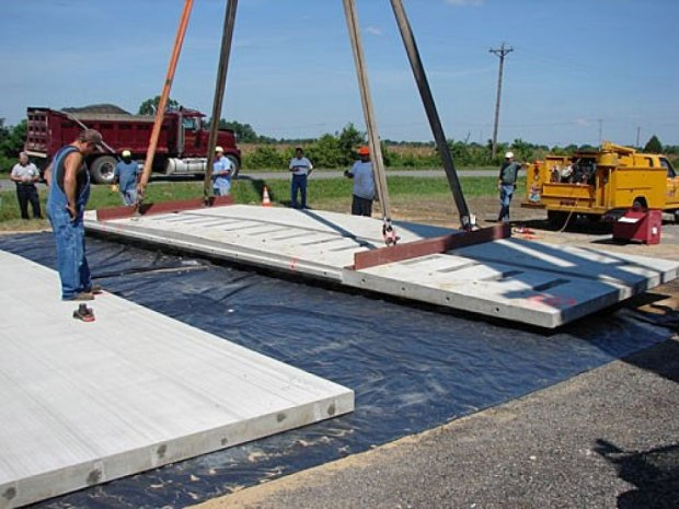 Дороги в Україні будуватимуть із бетону