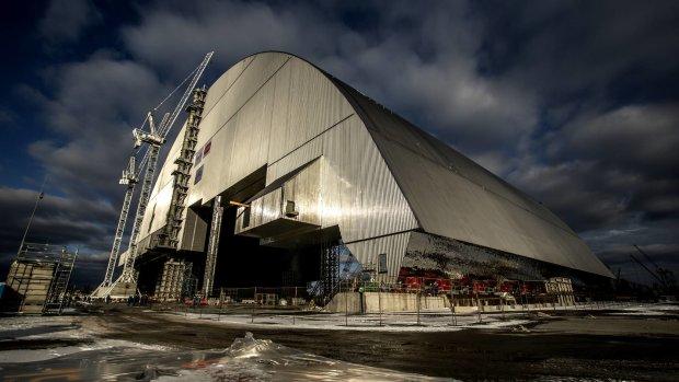 Новый саркофаг над Чернобыльской АЭС: какие тайны скрывает грандиозное сооружение