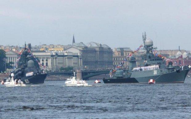 Культурная столица России содрогнулась от звуков войны