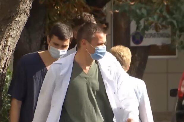 Карантин в Украине, фото: кадр из видео