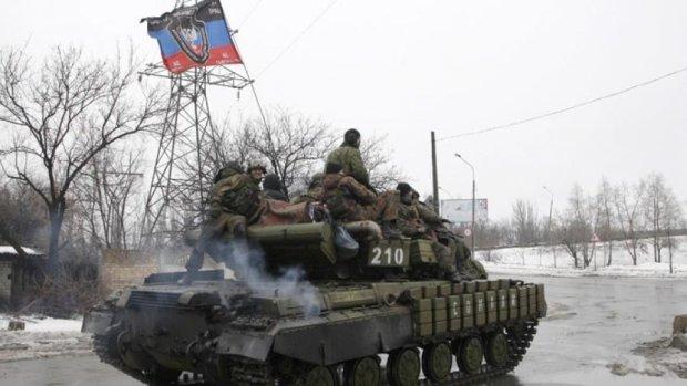 Бойовики показали ОБСЄ відведення шести колон