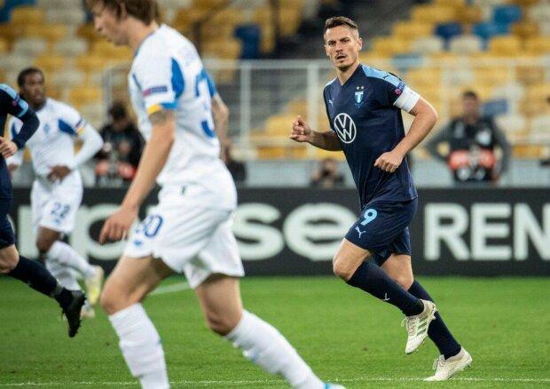 Динамо вырвало победу у Мальме после серии неудач: видео триумфа