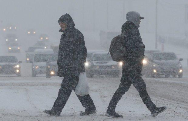 На Украину надвигается страшная стихия: люди застрянут в мокрой ловушке