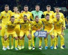 Сборная Украины, фото: REUTERS