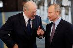 Олександр Лукашенко і Володимир Путін, фото: ТАСС