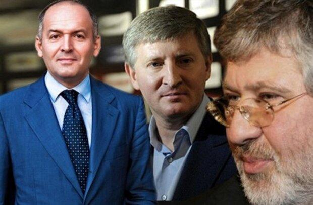 Ахметов, Новинский, Пинчук и Коломойский: названы самые богатые олигархи Украины