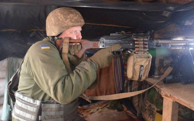 Тяжелая ночь: под обстрелом погиб украинский воин