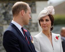 Кейт Миддлтон с мужем принцем Уильямом