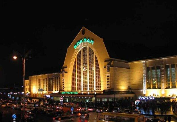 Залізничний вокзал Києва